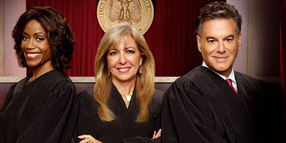 credibility of tv courts and judges Child custody and the court share on google plus share on facebook  family court judges are more likely to award custody of children to parents who hold.