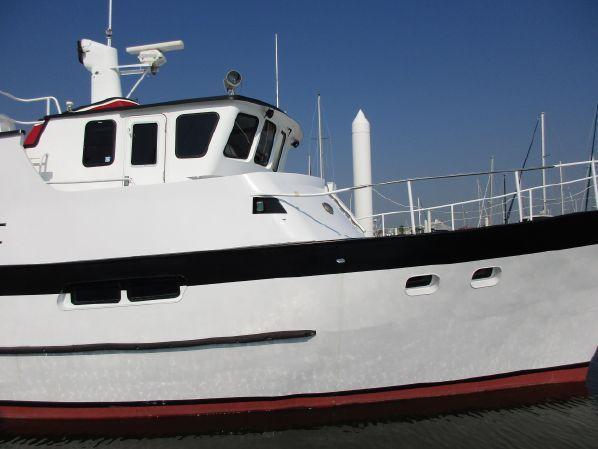 1991 Florida Bay Coaster 55 Trawler Yacht for sale