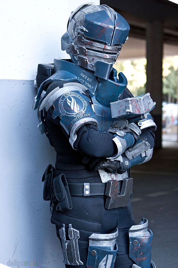 Isaac Clarke from Dead Space