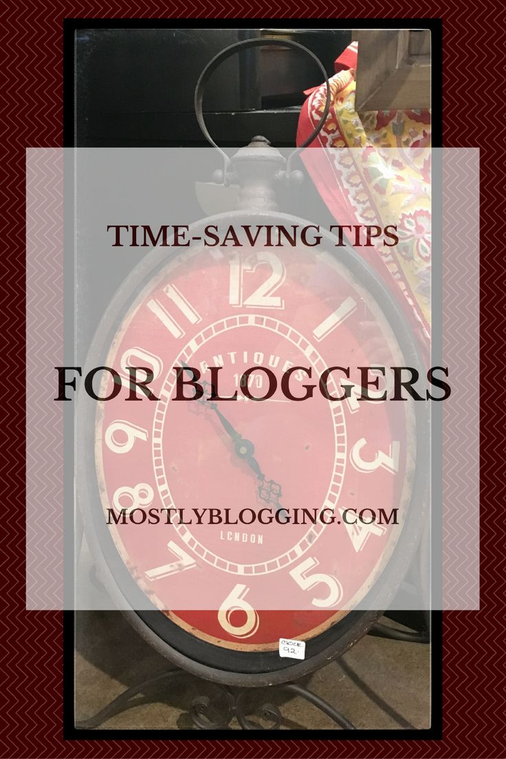 How to cut time off your #blogging tasks, 7 tips #TimeManagement #Productivity #Bloggers