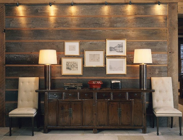 Don 39 T Htink I Would Mind Having A Wall Similar To This Barn Board Wall Family Room