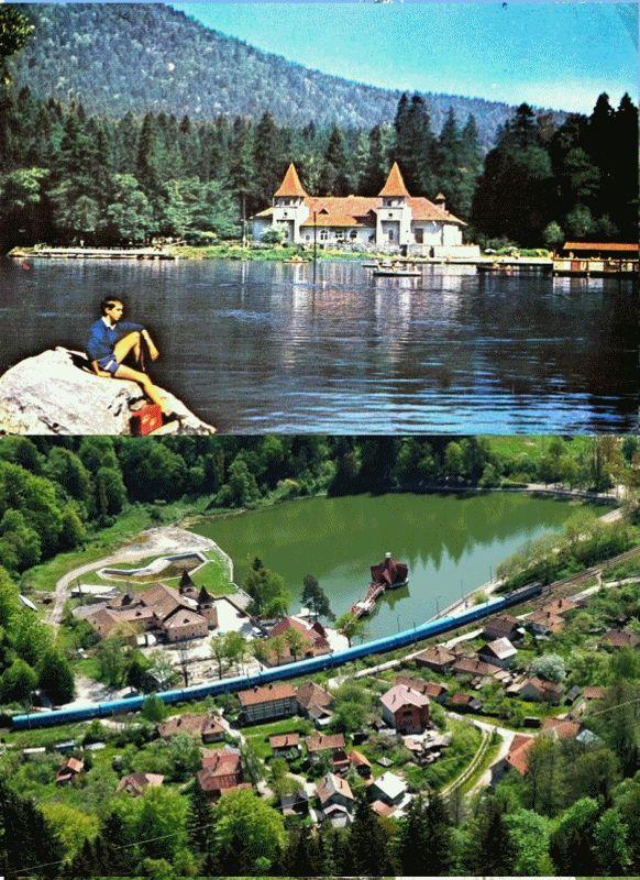 BĂILE TUȘNAD - este un oraș în județul Harghita, Transilvania, România, format din localitățile componente Băile Tușnad (reședința) și...