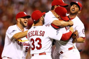 St. Louis Cardinals are America's team.
