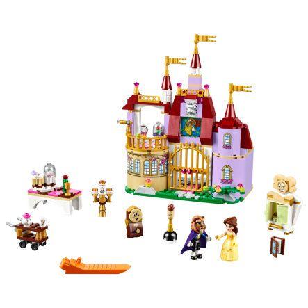 LEGO® Disney Princess™ - Belle's betoverde kasteel 41067 pinkorblue.nl ♥ Ruim 40.000 producten online ♥ Nu eenvoudig online shoppen!
