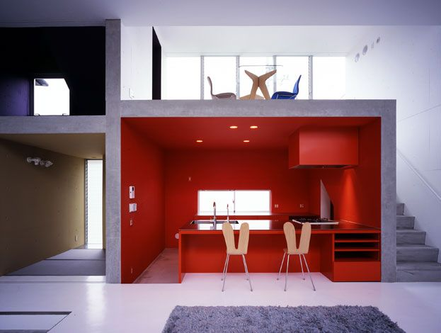 温品の家 | Hiroshima 04.2006. Suppose Design Office