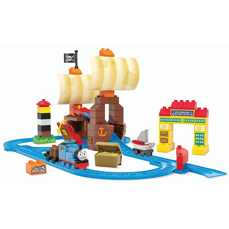 Thomas is on track for swashbuckling fun at the Sodor seaside with Hidden…