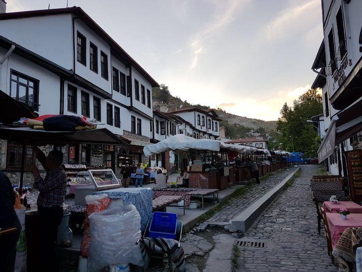Tarihi Beypazarı Evleri