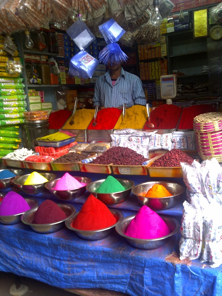 The colors and markets