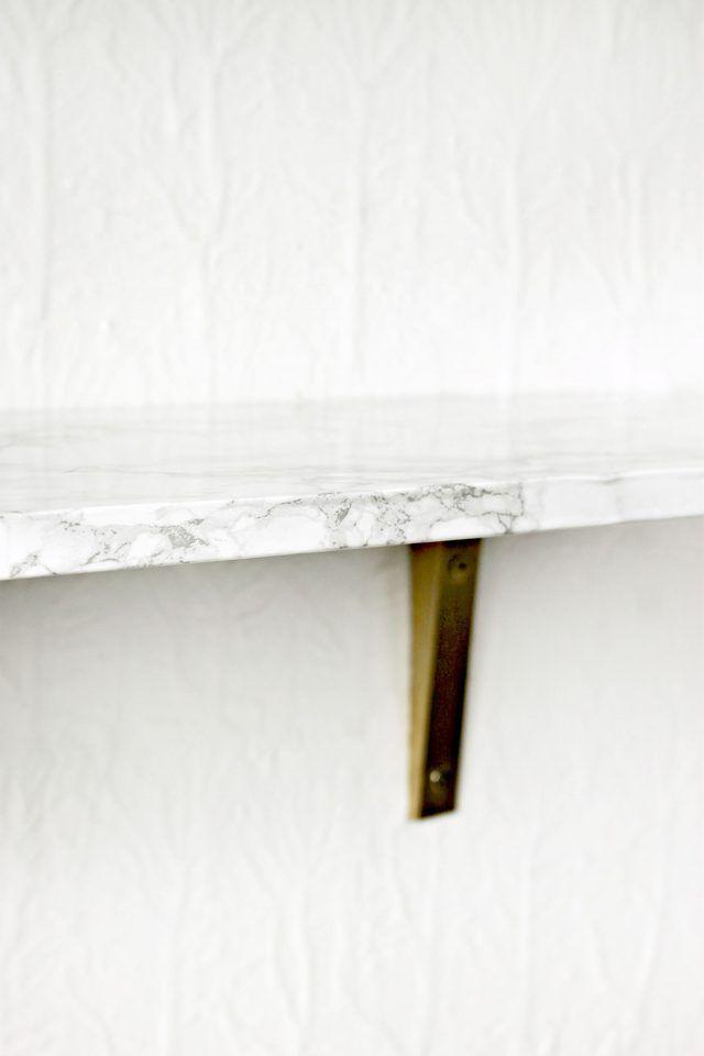 Best 25 Marble Shelf Ideas On Pinterest Wall Cupboards
