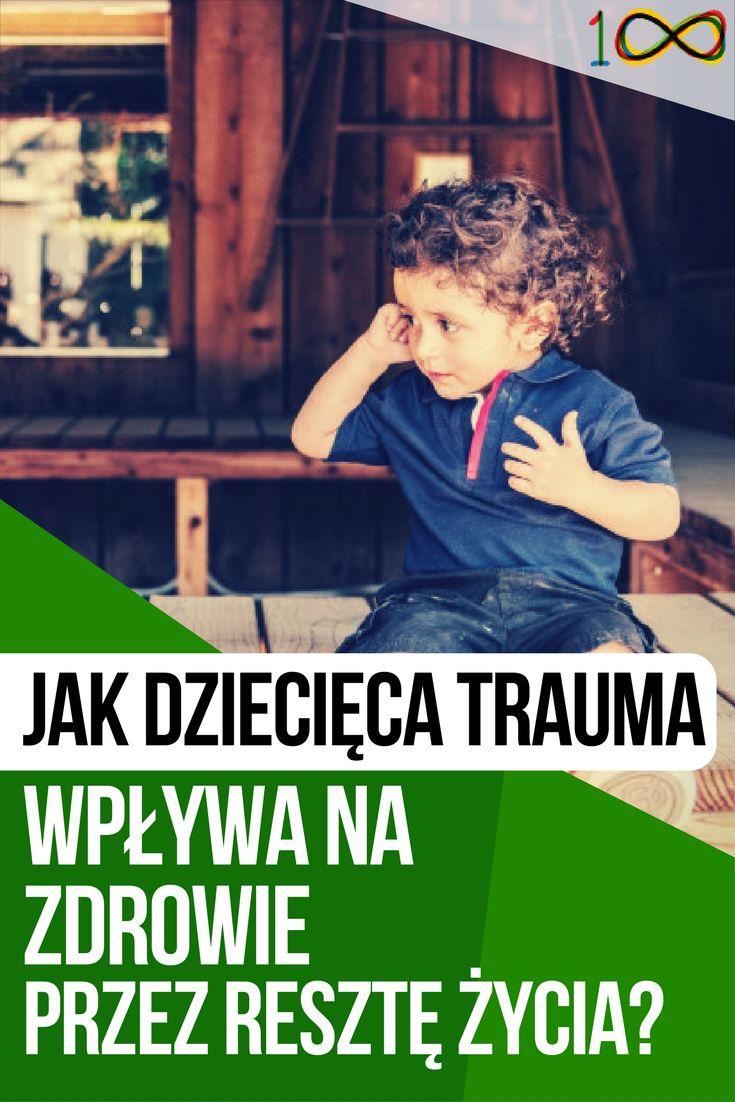 Trauma = gorsze zdrowie?