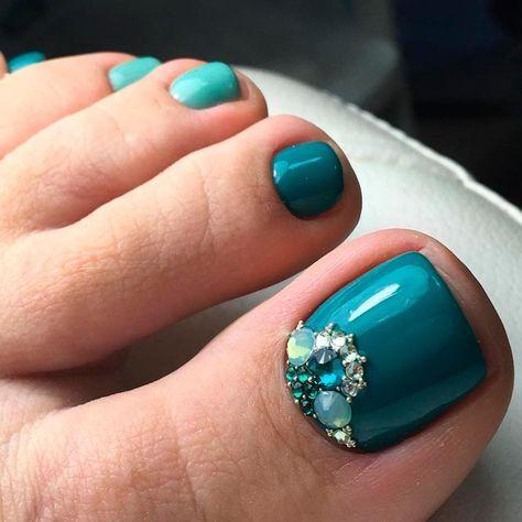 Best Toe Nail Art Ideas for Summer 2017 - 25+ Gorgeous Toe Nail Art Ideas On Pinterest Pedicure Nail