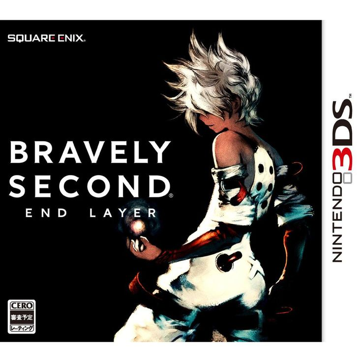 """Bravely Second End Layer JP boxart #Nintendo #3DS #New3DS"""