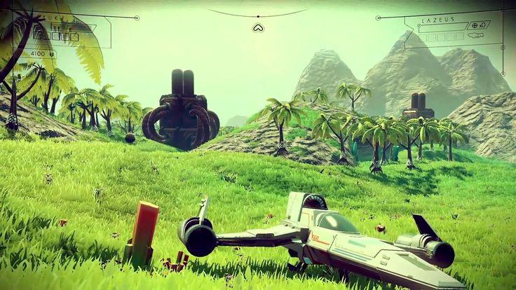 no man's sky | No-Mans-Sky-trailer-screenshots-accompany-release-window-announcement ...