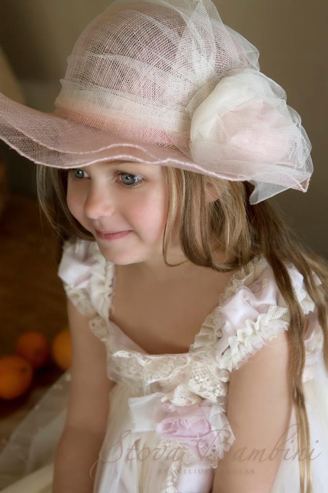 Βαπτιστικό Φόρεμα Stova Bambini Hope(G5.15)