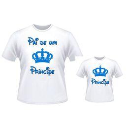 Camisa tal pai, tal filho(a)