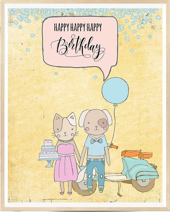 17 Best ideas about Printable Happy Birthday Cards – Signing a Birthday Card