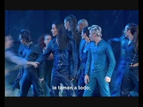 """Roméo et Juliette 07 """"Les rois du monde"""" (Los reyes del mundo)"""