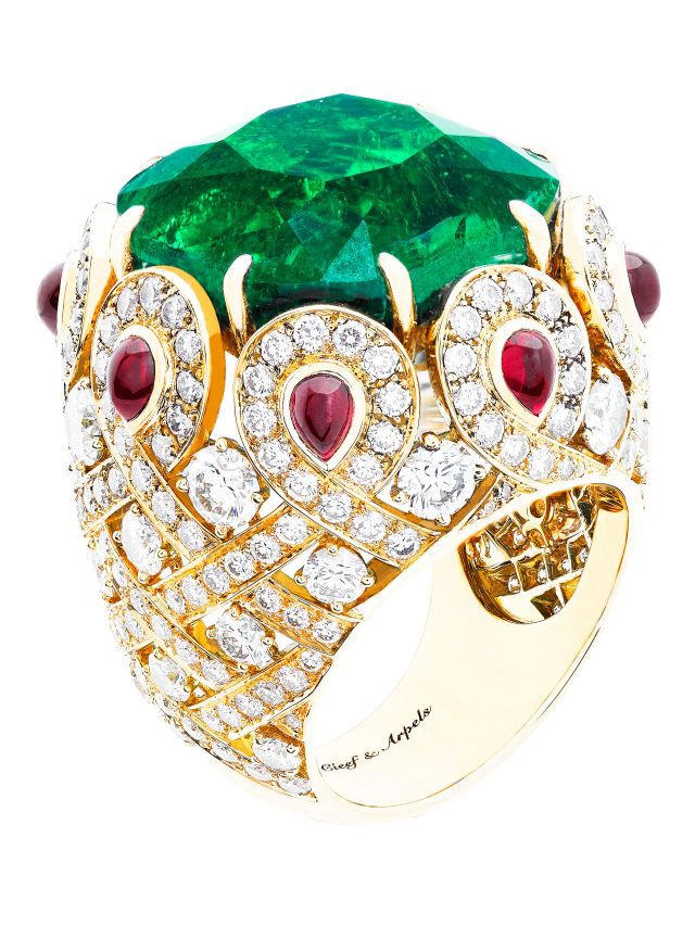 Price upon request, Van Cleef & Arpels; (877) VAN-CLEEF.