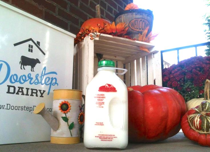 Doorstep Dairy - milk and more delivered to your door - in Lancaster, Berks and Chester Counties, Pennsylvania! SPECIAL PROMO CODE until 12/31/16!!