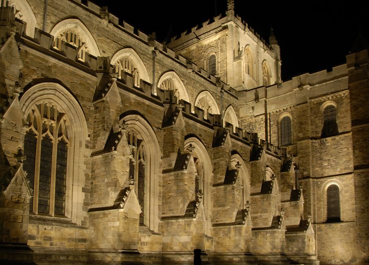 Light + Design - Ripon Cathedral
