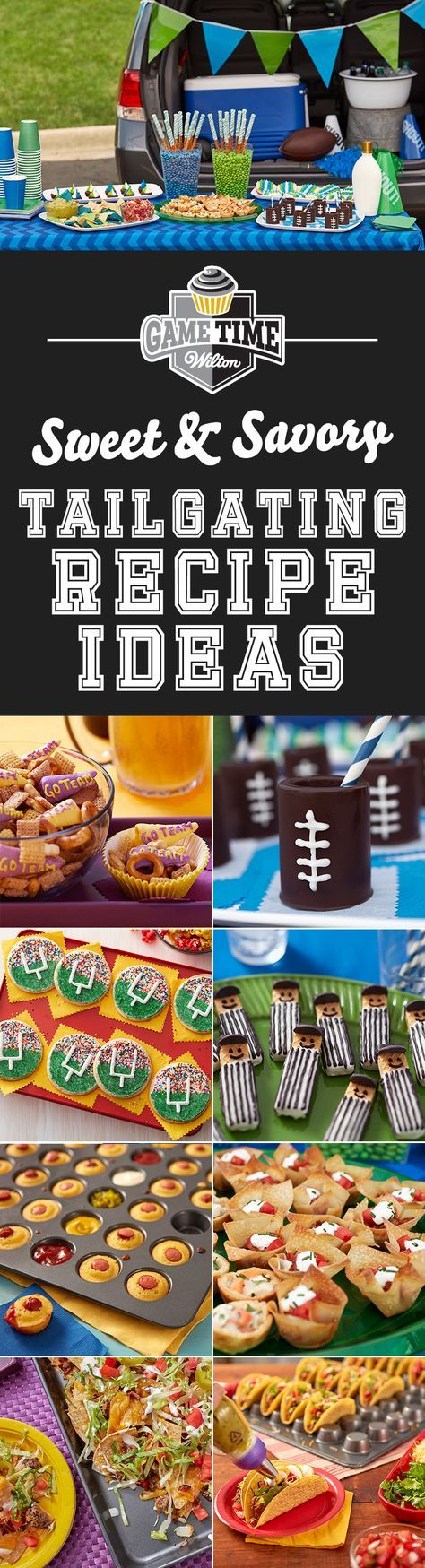 Looking for some ideas on what food to bring to your tailgate or your next…