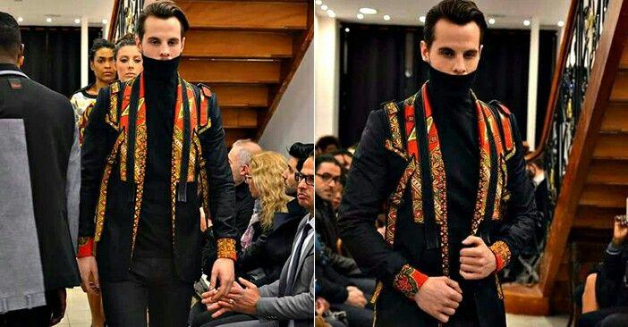 Wazal couture  Veste smoking appelé ova Tété 2016/2017