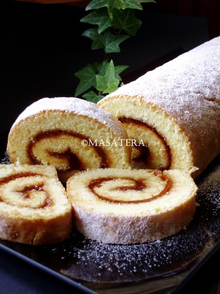 Biskvitna rolada: Biskvitna Rolada, Food Sweet Life, Iz Moje, Moje Bilježnice, Sweet Rolls, Kolaci Torte, Croatian Sweet, Sweets Cak