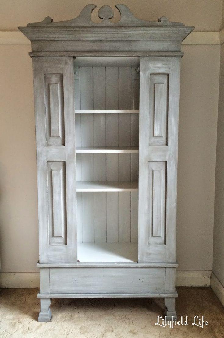 Lilyfield Life: Restoration Hardware Look Cupboard