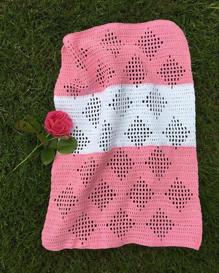 Hæklet Sommer håndklæde gratis hækle opskrift, Astrids design. Hæklet gæstehåndklæde, Gratis hækle opskrifter, hækle mønstre.