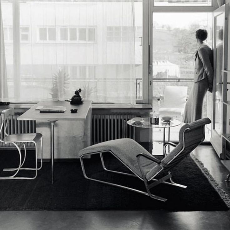 211 best bauhaus furniture images on pinterest steel furniture tubular steel and art deco. Black Bedroom Furniture Sets. Home Design Ideas