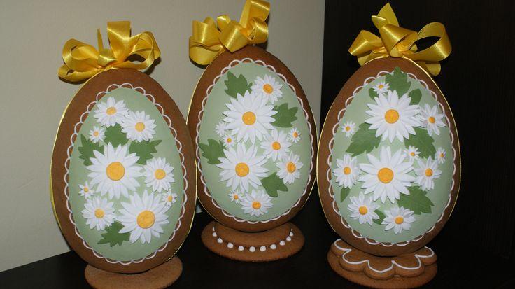 pisanki piernikowe duże, Wielkanoc