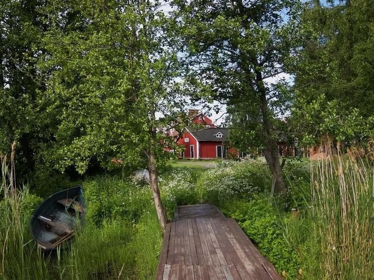 Laiturilta Halssiin (Poria) kuva: Jouko Lange/ Mu Pori o kaunis