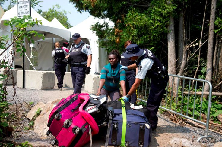 This article discusses how President Trump has decided to end protection from deportation for 60,000 Haitian refugees, leaving them with only 18 months to leave the country. This article is an example of my definition of America because it shows that while immigrants and refugees have done so much for our country in so many different ways, there are still people out there who are not accepting of refugees and immigrants, which remains to be a large problem in our country.
