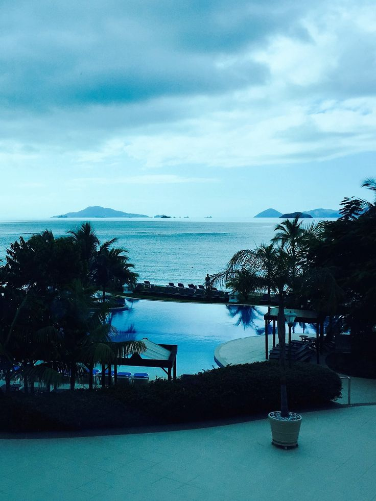 View from hotel lobby -- Westin Bonita Panama City, Panama -- SITE Global Conference