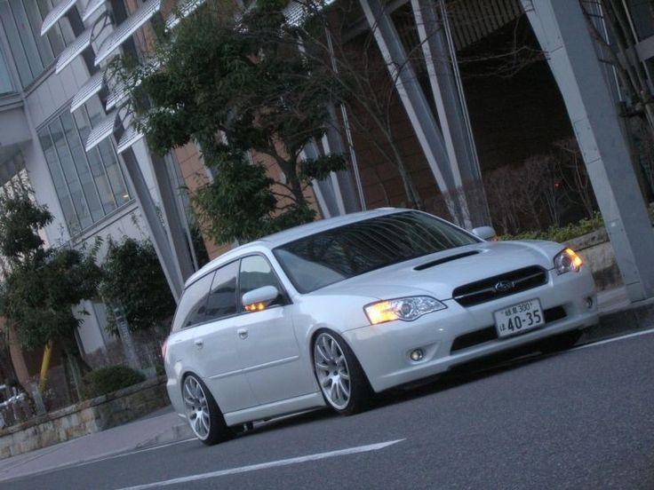 Legacy GT wagon