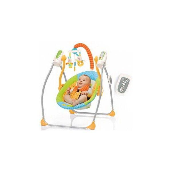 Balansoar Electric Miou - Brevi http://www.babyplus.ro/camera-copilului/balansoare/balansoar-electric-miou--brevi/