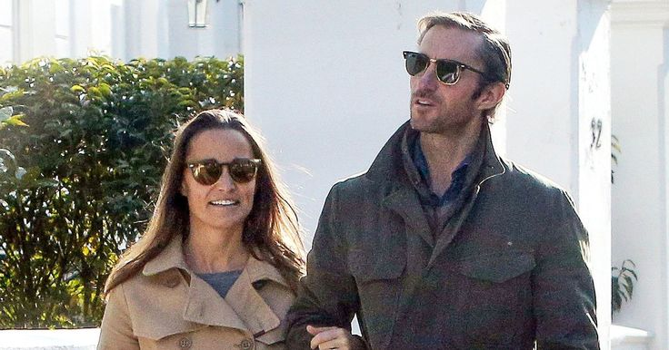 Pippa Middleton and James Matthews were photographed together for the first time on October 27 since announcing their engagement in July — see more