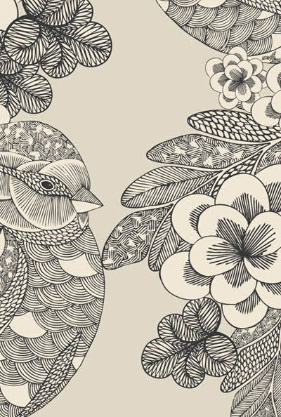 print & pattern: DESIGNER - millie marotta is a freelance illustrator/designer living in west wales and working from her studio by the sea. millie uses both traditional and digital media to create her designs and illustrations