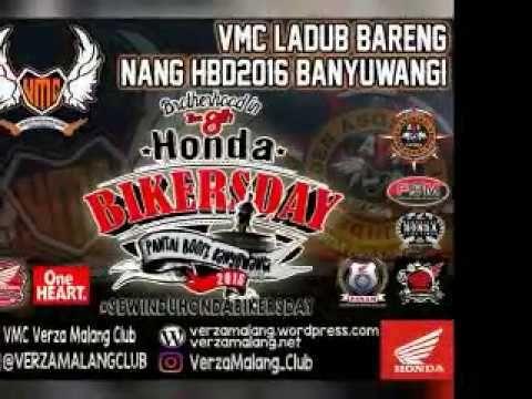 Verza Malang Club Trio To Banyuwangi (HBD Honda 2016)