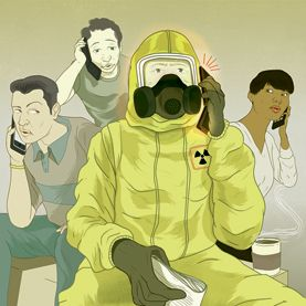 Can You Hear Me Now? The Truth about Cell Phones and Cancer: Scientific American
