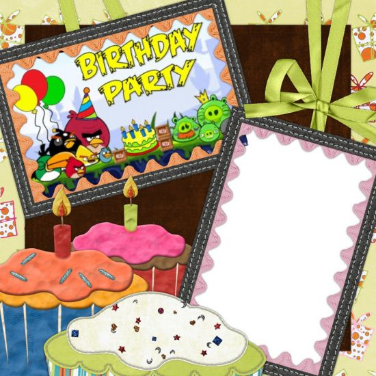 29 best BIRTHDAY INVITATIONS FREE images on Pinterest Birthday - free birthday invite template