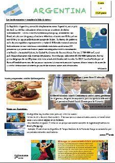 Les quichotteries de Delphine: Argentina