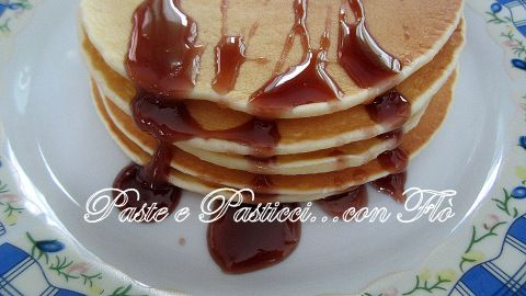 Pancakes americani......mamma che buoni!