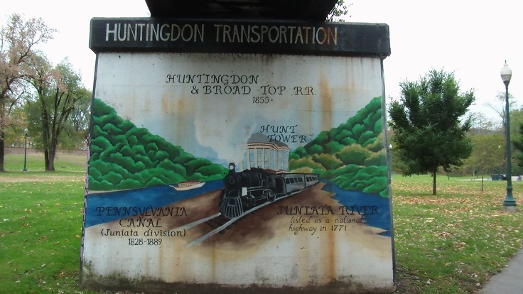 Huntingdon, PA