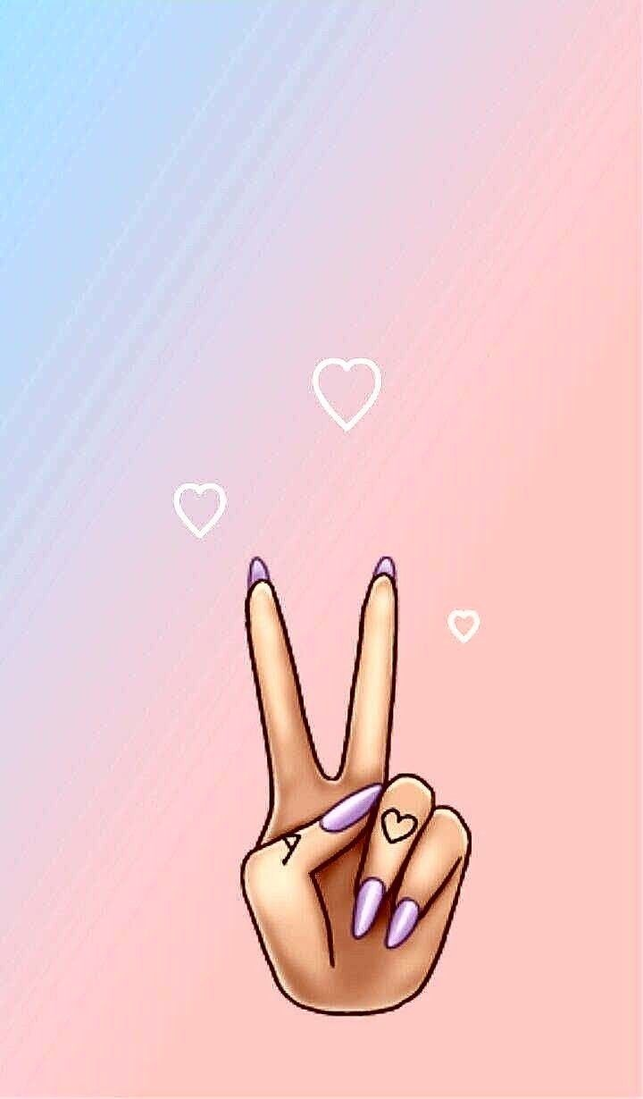 Pin By A S I A On Pink Savage Wallpapers Cute Wallpaper