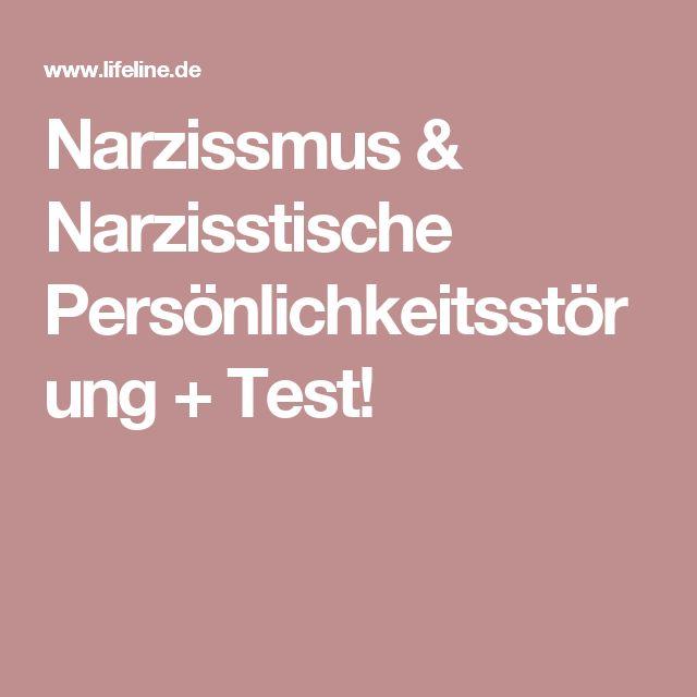 Narzissmus & Narzisstische Persönlichkeitsstörung + Test!