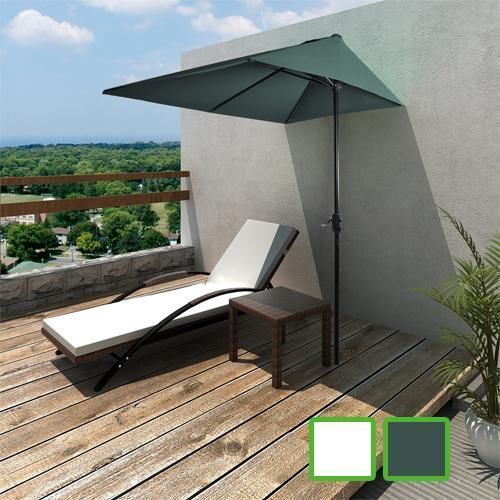 design 5001228 sonnenschirm balkon terrasse. Black Bedroom Furniture Sets. Home Design Ideas