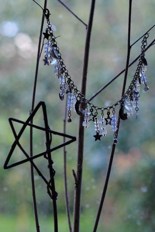 Pagan charm I love this !