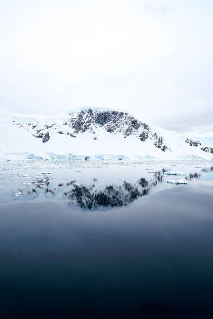 Einfach der absolute Wahnsinn! So eine schöne Winterlandschaft!!! #antarktis #eisberge #meer