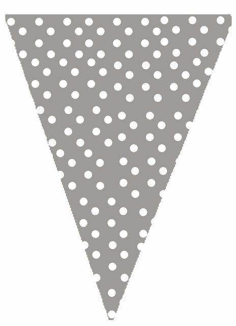 Gray and Yellow banners free printable - The Glitzy Pear